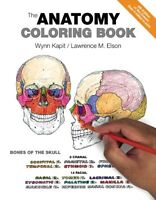 The Anatomy Coloring Book By Wynn Kapit, (paperback), Pearson , New, Free Shippi on sale