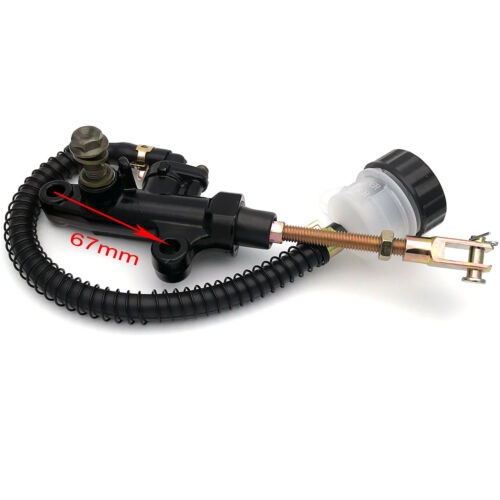 New Rear Brake Master Cylinder For Yamaha ATV Raptor 350 YFM 350 2004-2013
