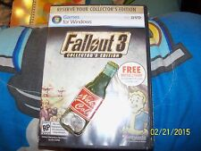 RARE FALLOUT 3 NUKA COLA BOTTLE OPENER COLLECTOR'S EDITION PC ALSO A MAGNET 4 U
