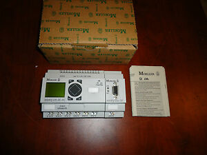 MOELLER EASYDPSLWITH CONTROL RELAY BASIC UNIT CATEASY204DCRC