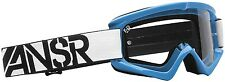 CLEARANCE New ANSWER Racing APEX BLUE Cyan motocross off road atv goggles