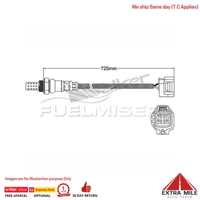 COS5046 OXYGEN SENSOR ( PRE-CAT ) FRONT for MITSUBISHI TMR380 TMR380 DB
