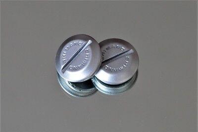600 EX, Dust caps For Cook Bros CNC Vintage crankset Shimano Dura Ace AX