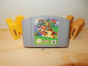 PAL N64: Super Mario 64 (small damage) Loose Game Nintendo 64