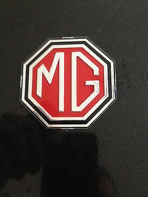 AHA9318 véritable concours état MG avant Grille Badge Mgb /& Midget 70-72