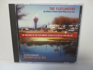 THE-FLATLANDERS-MY-WILDEST-DREAMS-GROW-WILDER-EVERY-DAY-2-SONG-PROMO-CD