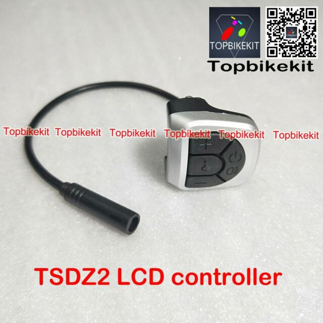 Electric bike brake level For 8PIN VLCD5 Display of TSDZ2 Mid drive motor