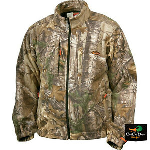 f31fa204d99ba Image is loading DRAKE-WATERFOWL-NON-TYPICAL-SILENCER-WINDPROOF-FLEECE- JACKET-
