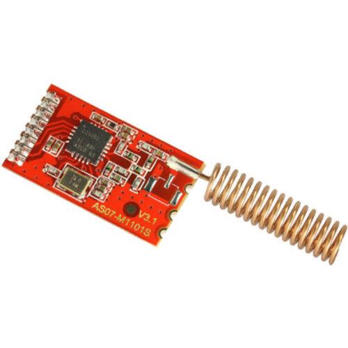 Wireless CC1101 Transceiver Module 433M//2500//NRF 10mW 350m new