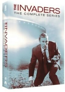The-Invaders-The-Complete-Series-12-Disc-DVD-NEW