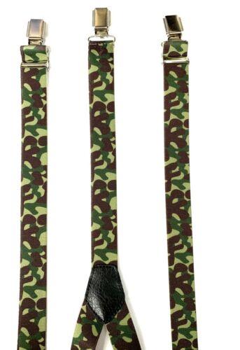 Hosenträger Hosenträger Unisex verstellbar Lang 110cm Breite 2,5cm