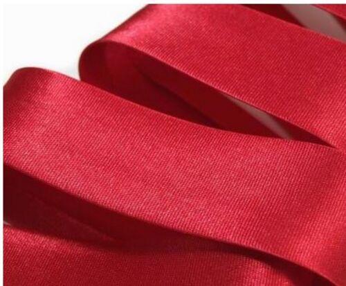 3-6m satén planos inclinados banda einfassband satén banda 20mm falzband poliéster polyestermix