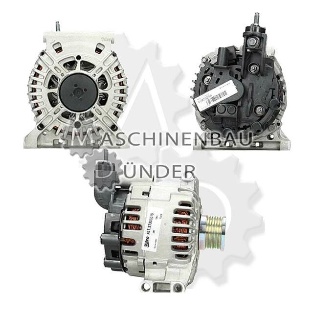 Valeo Lichtmaschine Für MERCEDES A B KLASSE 130A A2661500101