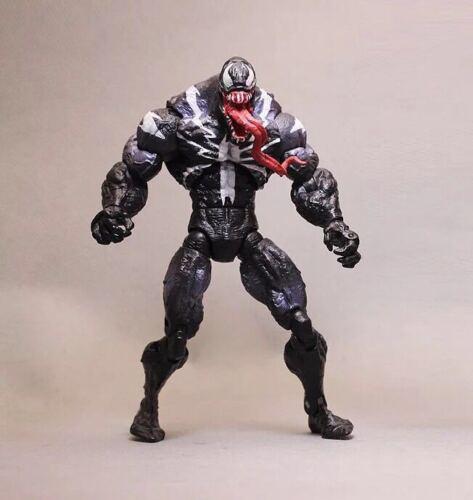Spider-Man Venom Fatal Massacre Anime Action Figure Hot Toy 7 Model Collectible