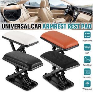 Universal-Auto-Cuscino-Bracciolo-Per-Automobile-Supporto-Gomito-Pads-Regolabile