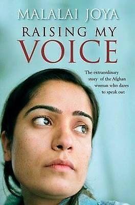 1 of 1 - Raising My Voice by Malalai Joya - Biography - NEW Trade PB - FREE POSTAGE