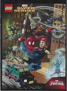 Lego marvel superheroes how to read a comic book