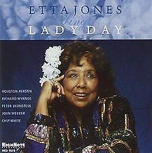 Etta Jones Sings Lady Day von Jones,Etta   CD   Zustand gut