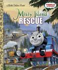 Little Golden Book: Misty Island Rescue by W. Awdry (2011, Hardcover)