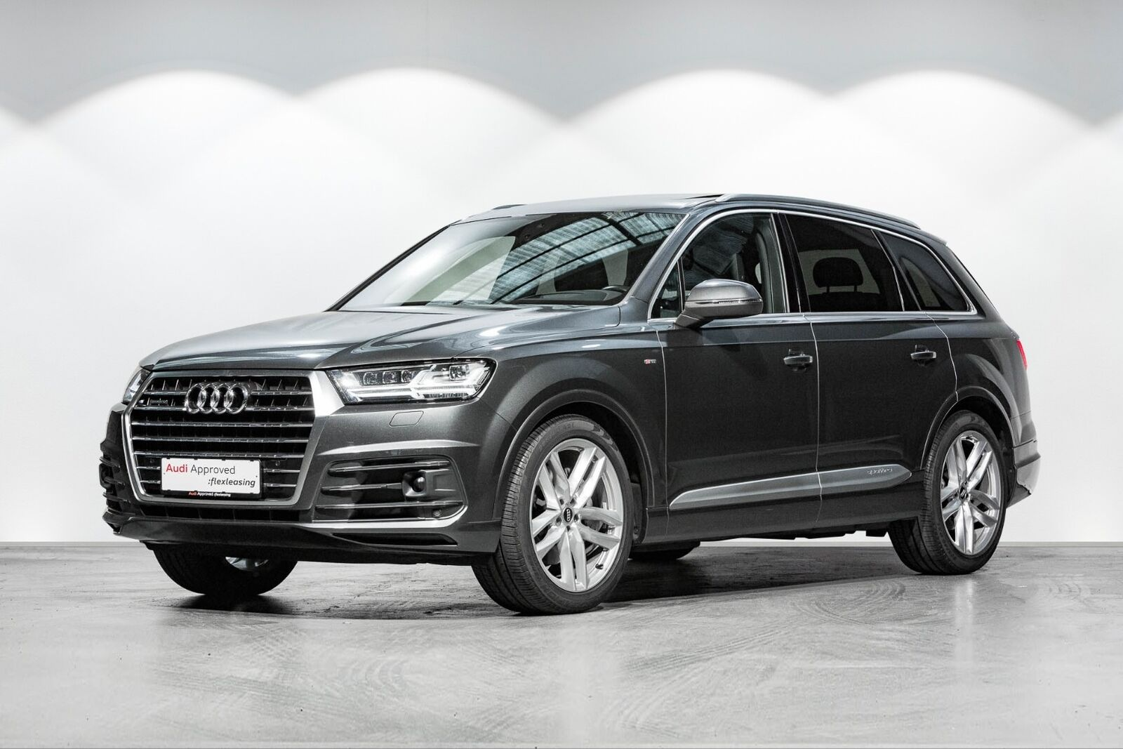 Audi Q7 3,0 TDi 272 S-line quat. Tiptr. 7p 5d - 4.366 kr.