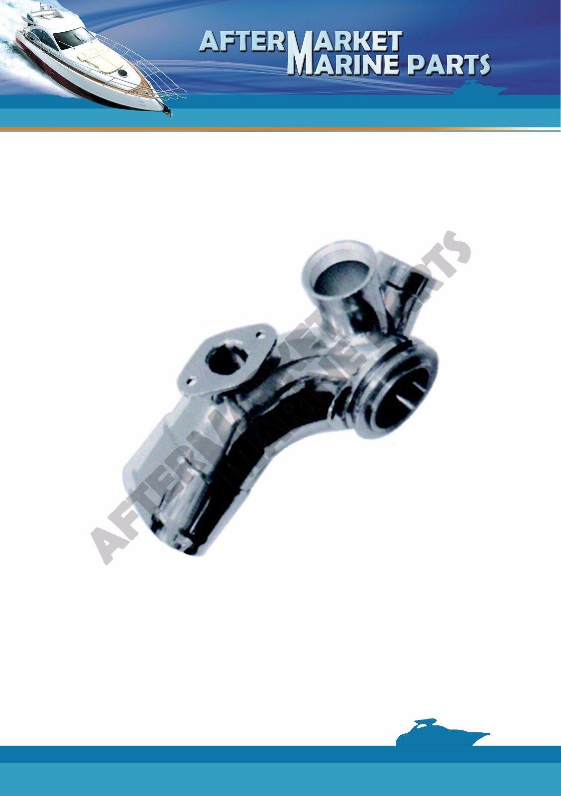 Edelstahl D254 Abgaskrümmer Ersetzen 805602A2 D254 Edelstahl D4.2 (Inox) 8967d1