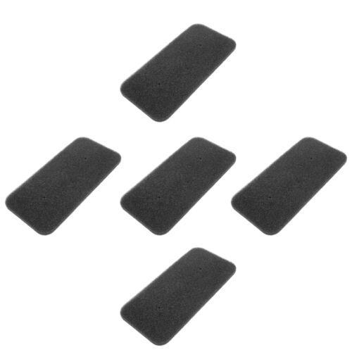 5x Spugna Filtro per Hoover Dyh 9913na1x 31100572 DYH 9913na2x 31100665