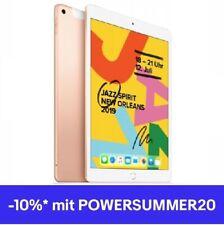 Apple iPad 10.2 (2019) WiFi 128GB Gold iOS Tablet ohne Vertrag PC WLAN