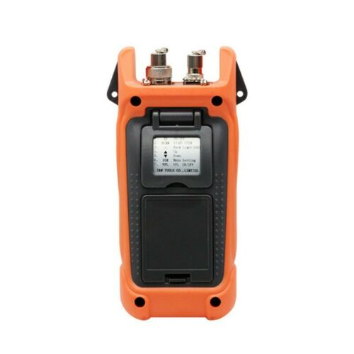 CY-190S Optical Time Domain Reflectometer Mini OTDR w// Built-in VFL For SM Fiber