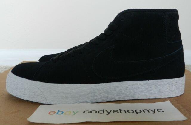 newest 93fd3 a0b99 DS Nike SB Zoom Blazer Mid Decon Black Purple Gum Mens Skateboarding  AH6416-001
