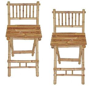 Image Is Loading Bamboo Bar Chairs Stools Tiki Bar Style Natural