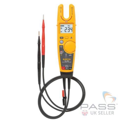 Véritable Fluke T6-600 électrique Testeur avec fieldsense * Nouveau mines//UK Stock