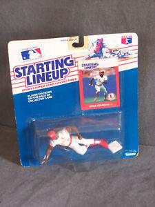 1988 Kenner Starting Lineup Vince Coleman St Louis Cardinals MLB Baseball Figure