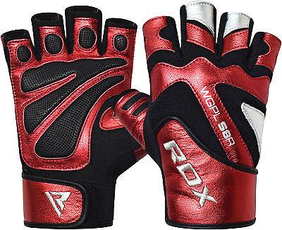 100% Wahr Rdx Gewichtheben Sports Handschuhe Training Fitness Gym Krafttraining De SorgfäLtige Berechnung Und Strikte Budgetierung