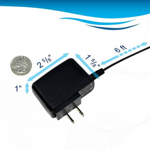 Hqrp Caricabatterie Adattatore Ac per Braun Serie 3 340 4775 4875 4876 Tipo 5742