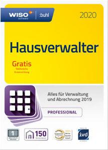 Download-Version-WISO-Hausverwalter-2020-Professional-150-Wohneinheiten