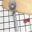Professional Pizza Cutter Large Heavy Duty Stainless Steel Blade Catering Cutter