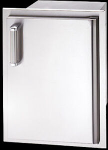 Fire Magic 43820-SR Right Side Single Door with Dual Drawer 20x14 | on