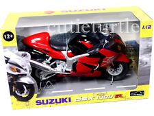 Automaxx 600202 Suzuki GSX 1300R Hayabusa Bike Motorcycle 1:12 Red black