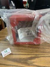 Fire Alarm Back Box Red Wheelock 103204 Sbb R Surface Mount