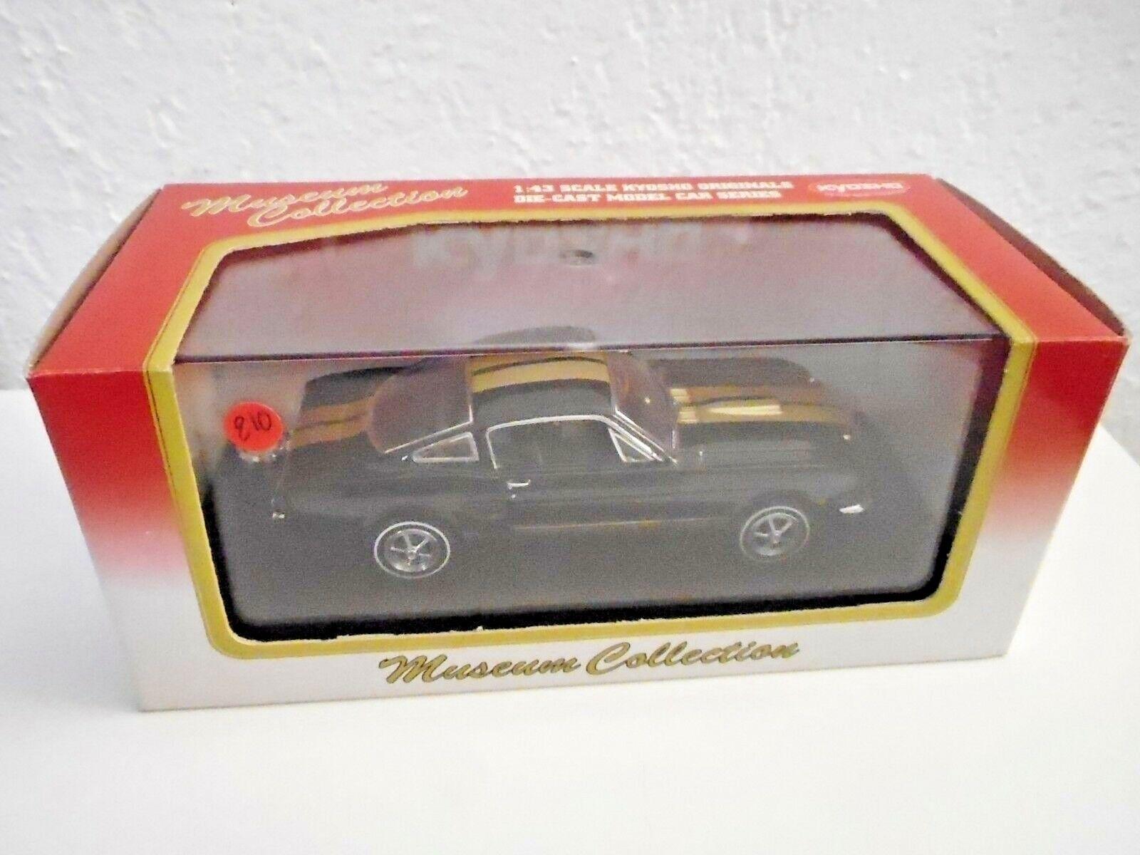 KYOSHO  SHELBY GT 350H 1 43 vintage  N°210 de 250 mis en vente