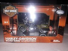 Die-cast Promotions Harley Davidson ROAD KING  1:12 NEW MIB