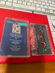 1996-Grammy-Nominees-Cassette-Tape