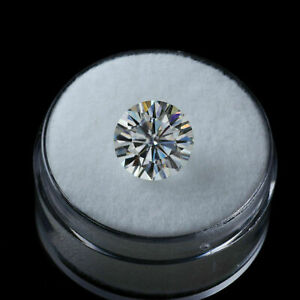 1-10-CT-Loose-Round-Classic-Diamond-6-5-mm-White-Moissanite-with-GIA-Certificate