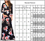 Pregnant Womens Long Sleeve Floral Maxi Dress Maternity Ladies Party Sundress UK