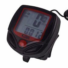 LCD Cycle Speedometer Display Odometer Computer