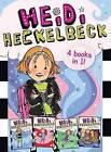 Heidi Heckelbeck 4 Books in 1!: Heidi Heckelbeck Gets Glasses; Heidi Heckelbeck and the Secret Admirer; Heidi Heckelbeck Is Ready to Dance!; Heidi Heckelbeck Goes to Camp! by Wanda Coven (Hardback, 2015)