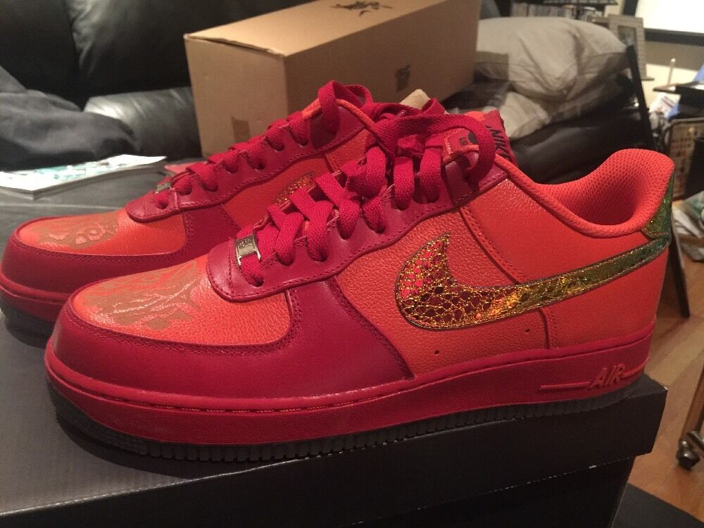 NIKE AIR FORCE 1 '07 LE DOERNBECHER 349440-800 349440-800 349440-800 SZ 10.5 BRAND NEW 66adfe