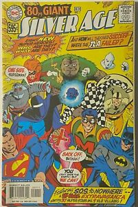 SILVER-AGE-80-page-Giant-2000-DC-English-7-0-VERY-FINE