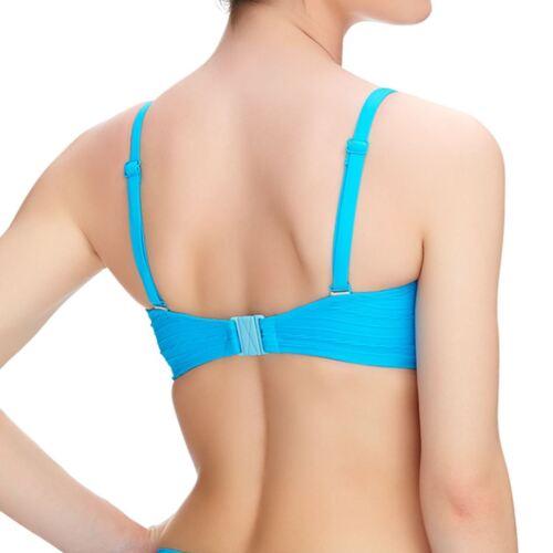 Fantasie Swimwear San Sebastian Bandeau//Multiway Bikini Top Azure 6281