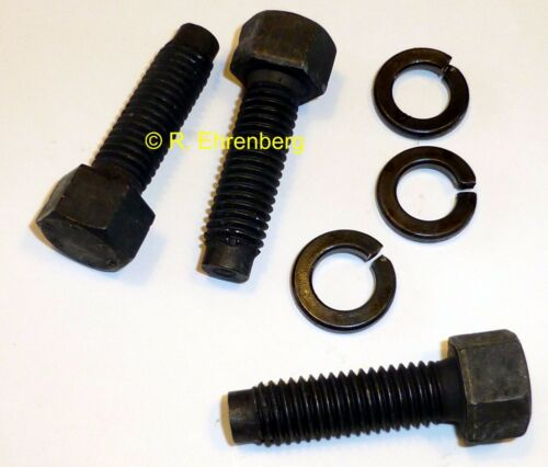 for MOPAR B-body Steering Box Screws Bolts Washers Plymouth Dodge Charger GTX
